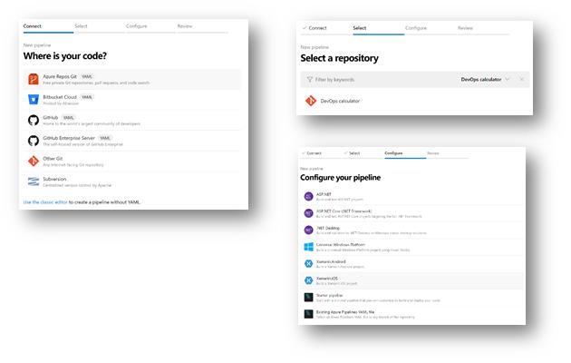 Azure DevOps - Création d'un pipeline de build